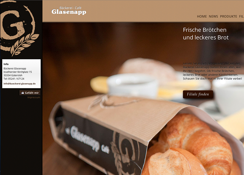 Bäckerei Glasenapp